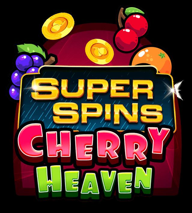 Super Spins Cherry Heaven