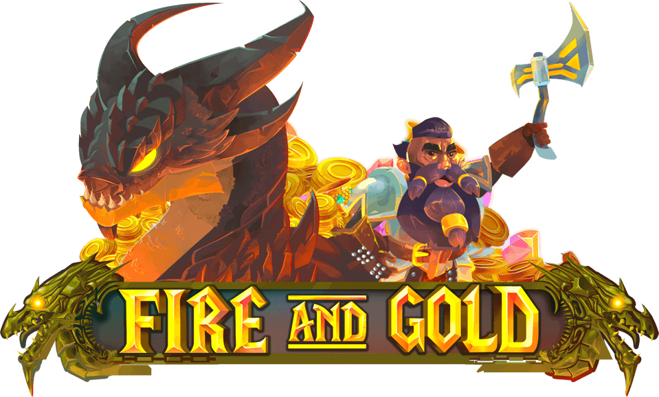 Fire and Gold online slots - Dr Slot Online Casino