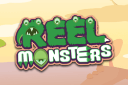 Reel Monsters mobile slots by Dr Slot Casino