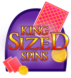King Sized Spins online slots at Dr Slot online casino