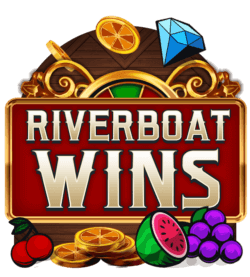 Riverboat Wins online slots at Dr Slot Casino - iOS game grid